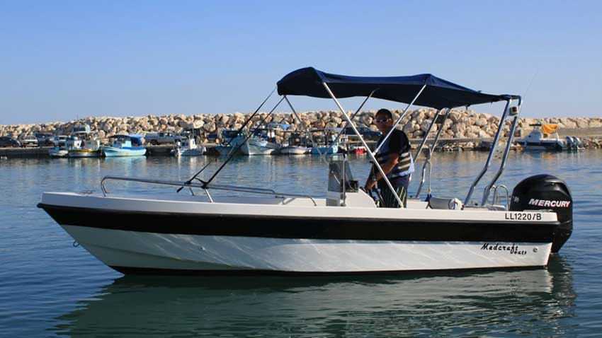 amathunta for Sale, Latchi Marine Services, Cyprus