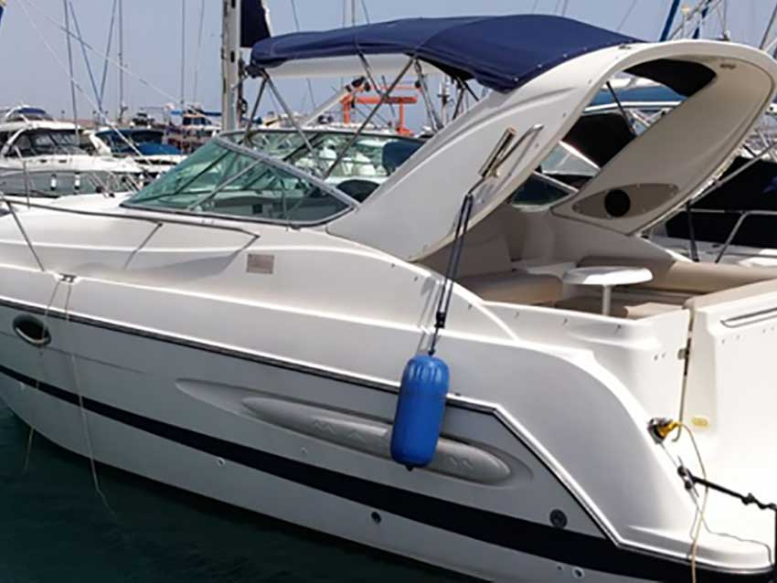 Maxum 2800 SCR for Sale, Latchi Marine Services