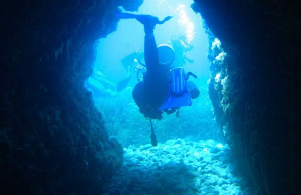 PADI Deep Diver Promotion - from Latchi Dive Centre, Latchi Watersports Centre