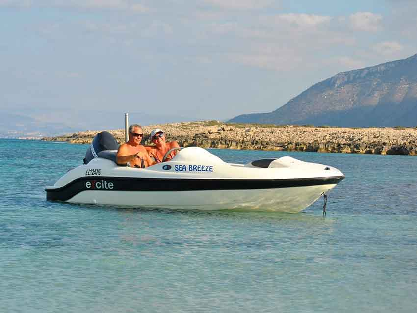 eXcite 17, 75hp 2005 for sale in Cyprus with Latchi Marine Services