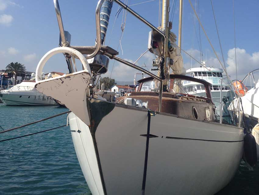 VINDO 50 MS 1976 Sailboat For Sale | Latchi Marine Services