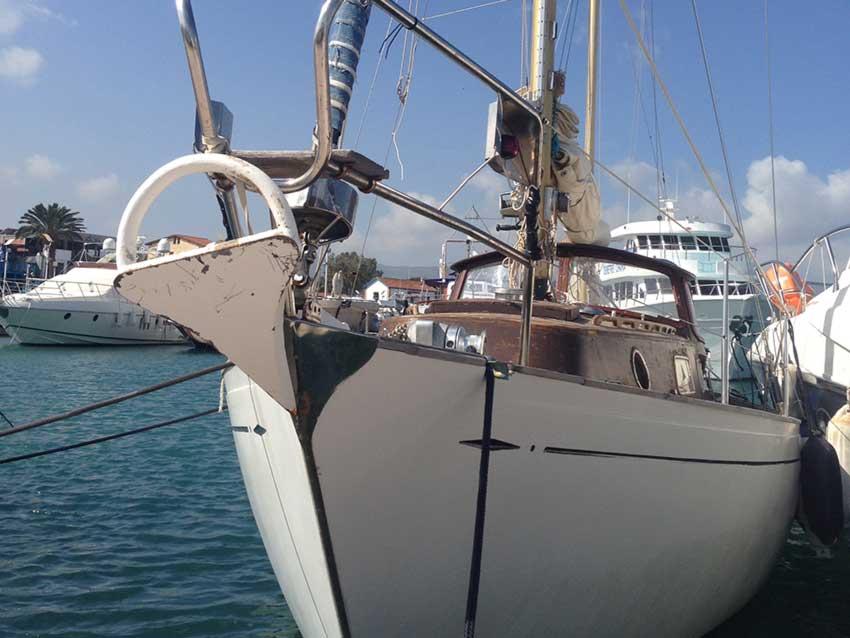 VINDO 50 MS 1976 Sailboat For Sale - Latchi Marine Services