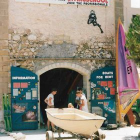 40 years anniversary. Happy Birthday Latchi Watersports Centre, Cyprus (1978 - 2018)