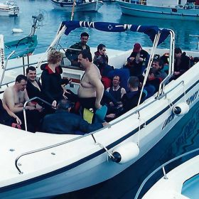 Latchi Watersports 40 years of diving