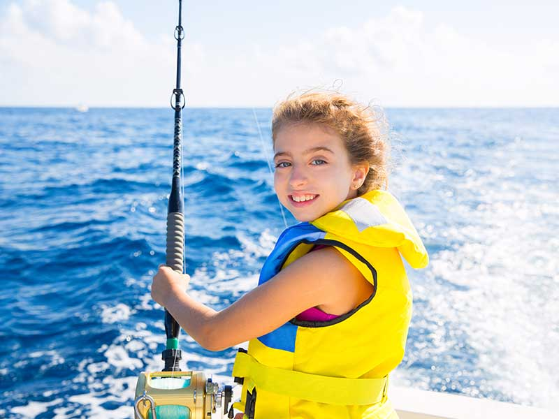 Fishing Trips in Cyprus with Latchi Watersports Centre