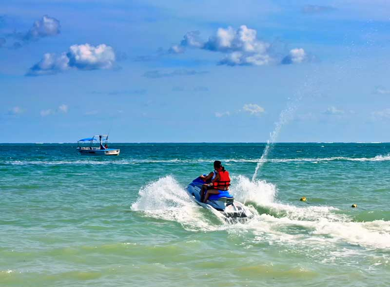 learn how to drive jet ski