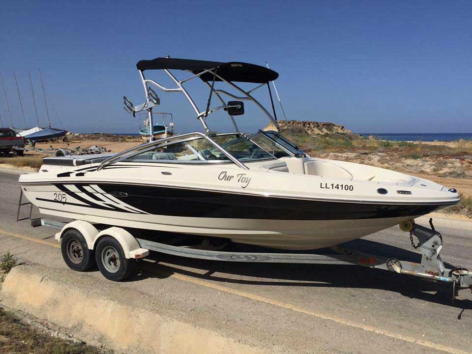 Sea Ray 2600 2011 for Sale with Latchi Marine Services, Cyprus