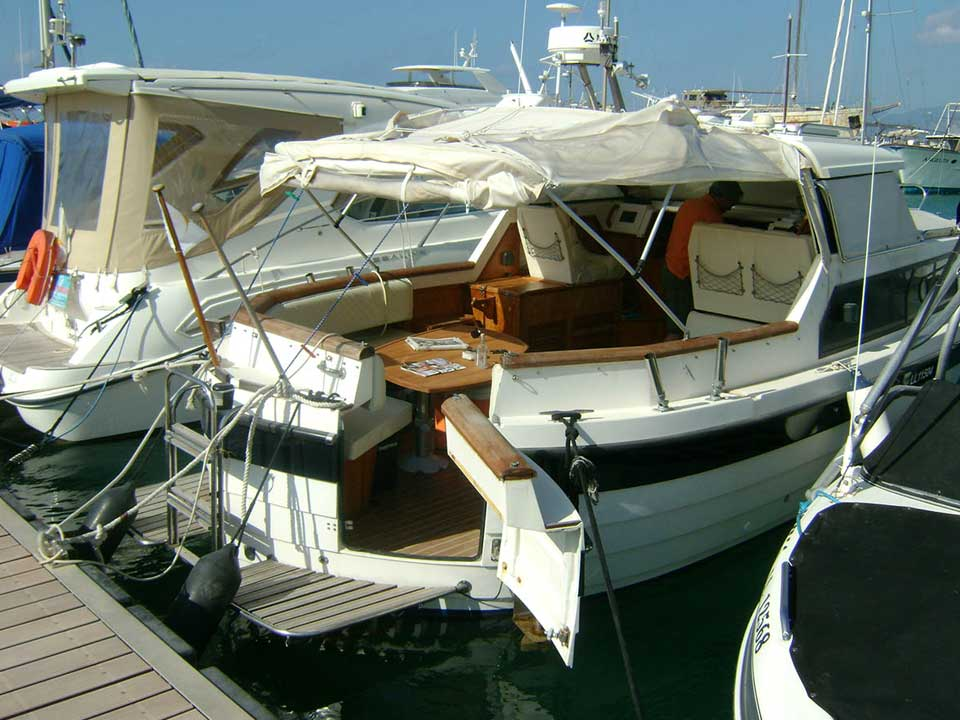 Nor Sea Boat AS For Sale | Latchi Marine Services