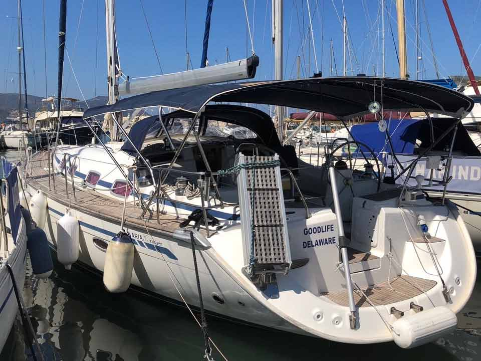 Bavaria 50 Cruiser For Sale Sailboat for Sale | Latchi Marine Services