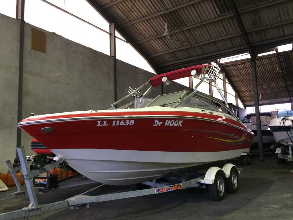 Four Winns 190-02 2004 For Sale | Latchi Marine Services