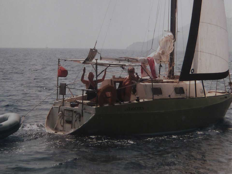 Sailing Yacht Patrocious For Sale | Latchi Marine Services