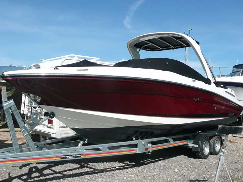 Sea Ray 250 SLX For Sale | Latchi Marine Services