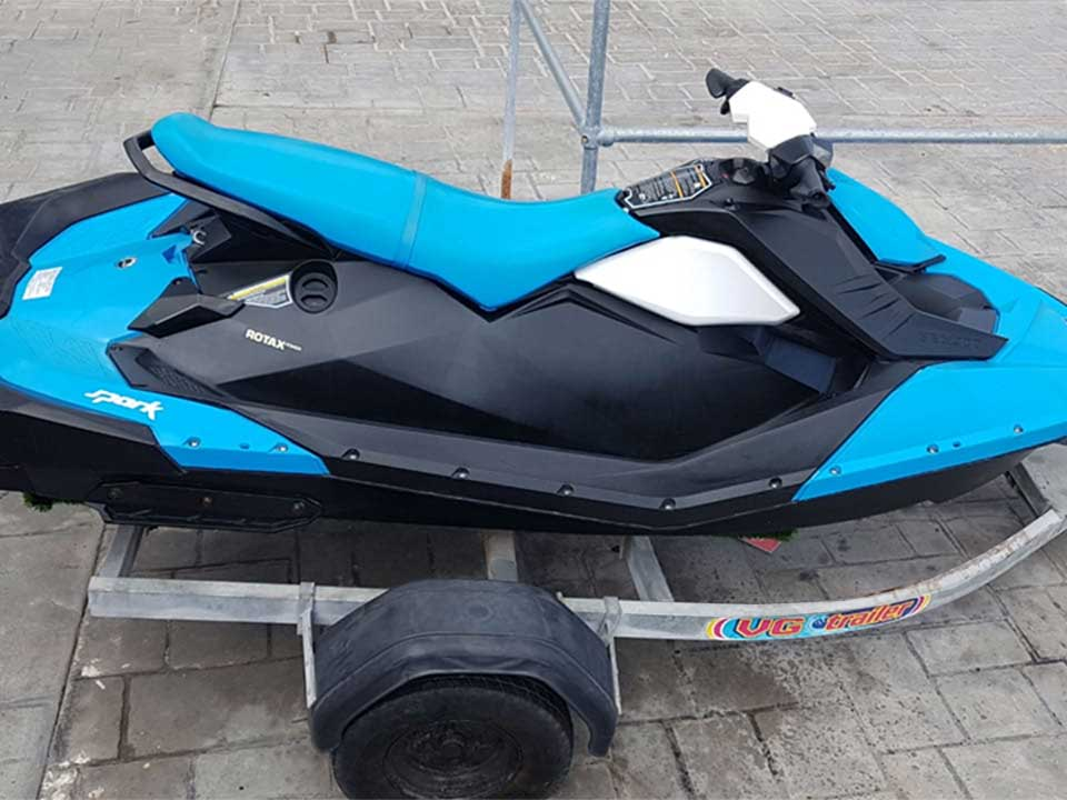 Sea-Doo Spark 90hp 2015 For Sale | Latchi Marine Services