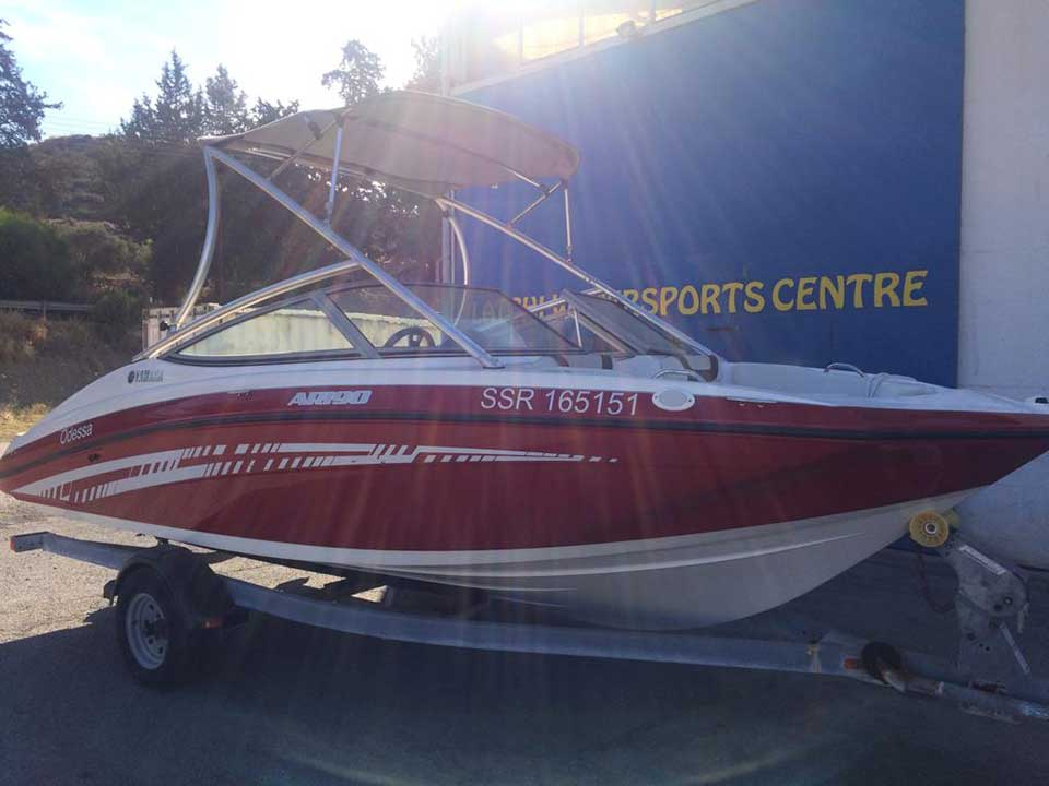 Yamaha AR190 For Sale at Cyprus Boat Sales, Latchi Marine Services