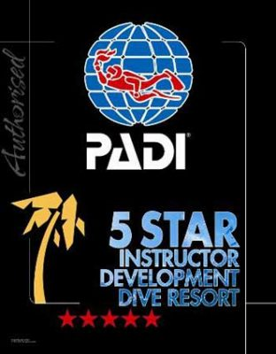 PADI 5 Star Instuctor Development Dive Resort | Latchi Dive Centre