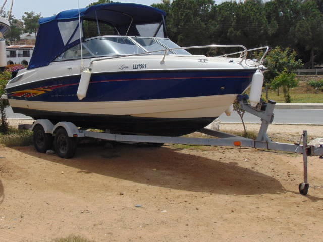 Bayliner 652 Cuddy Cabin 2007 For Sale | Latchi Marine Services