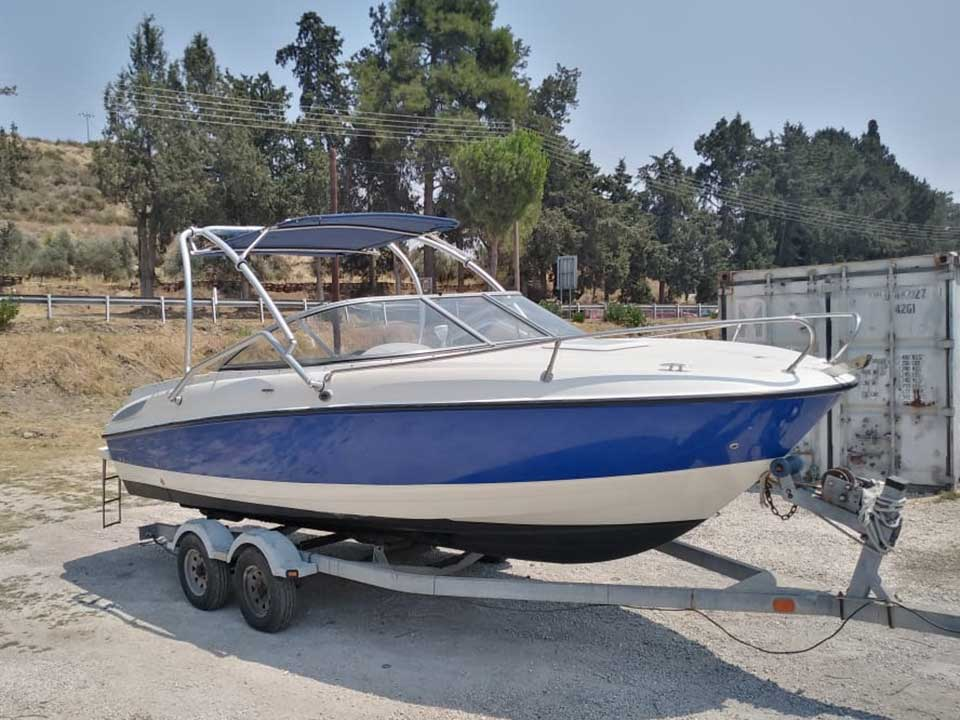 Bayliner 652 Cuddy Cabin for sale | Latchi Marine Services
