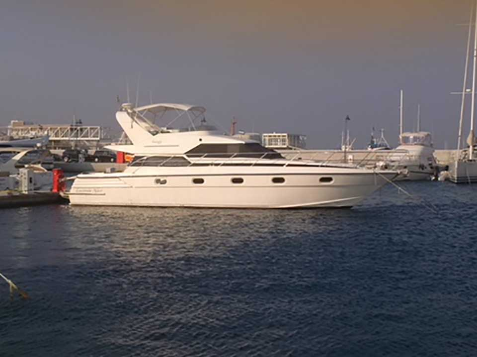 Colvic Sunquest 1991 For Sale | Latchi Marine Services, Cyprus Boat Sales