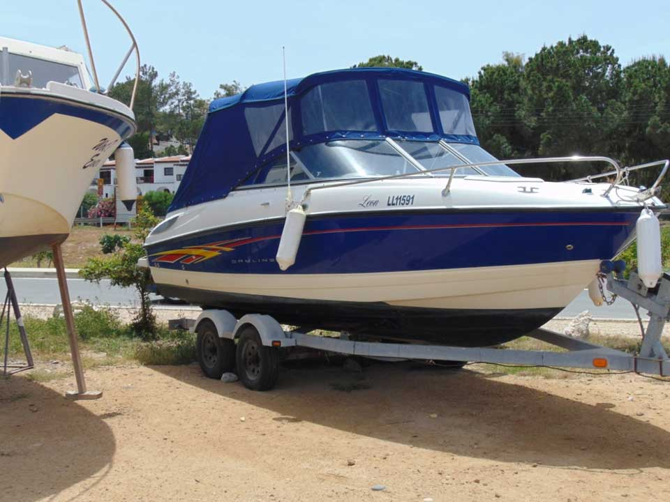 Bayliner 652 Cuddy Cabin 2007 | For Sale | Cyprus Boat Sales, Latchi Marine Services