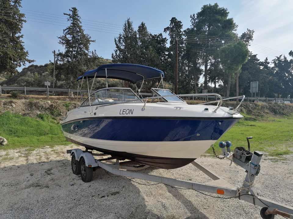 Bayliner 652 Cuddy Cabin 2007 | For Sale | Cyprus Boat Sales, Latchi Marine Services
