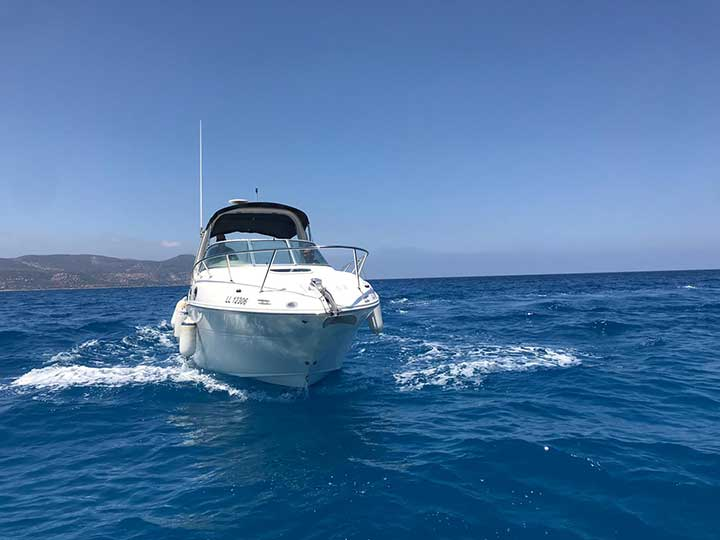 Sea Ray 275 Sundancer 2008 For Sale | Latchi Marine Services