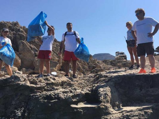 5th Annual Akamas Beach Clean-up