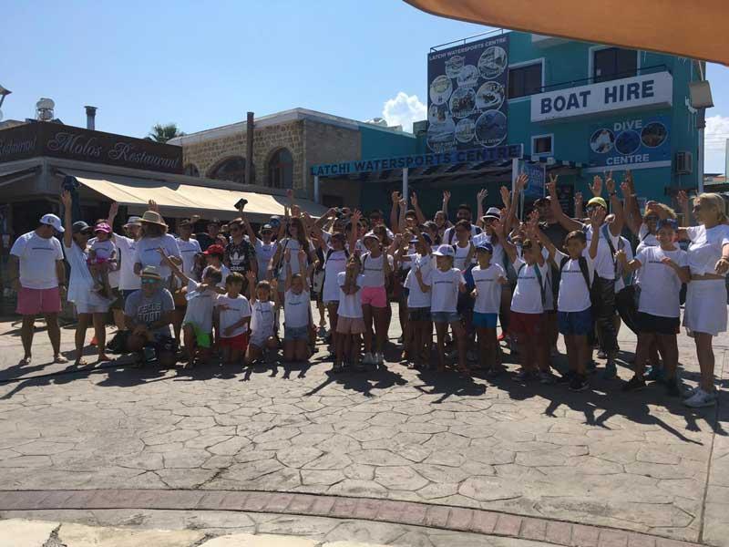 5th Annual Akamas Beach Clean-up