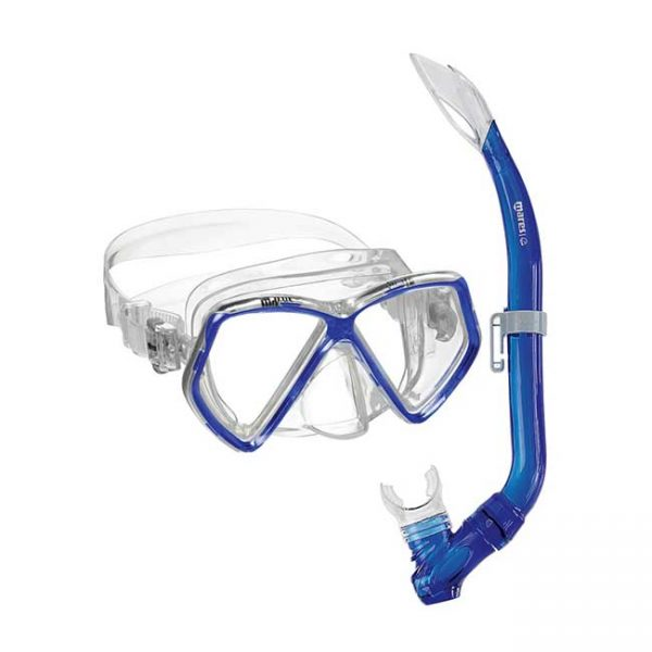 Mask & Snorkel Set | Mares Combo Pirate Scubapro, Latchi Watersports Centre