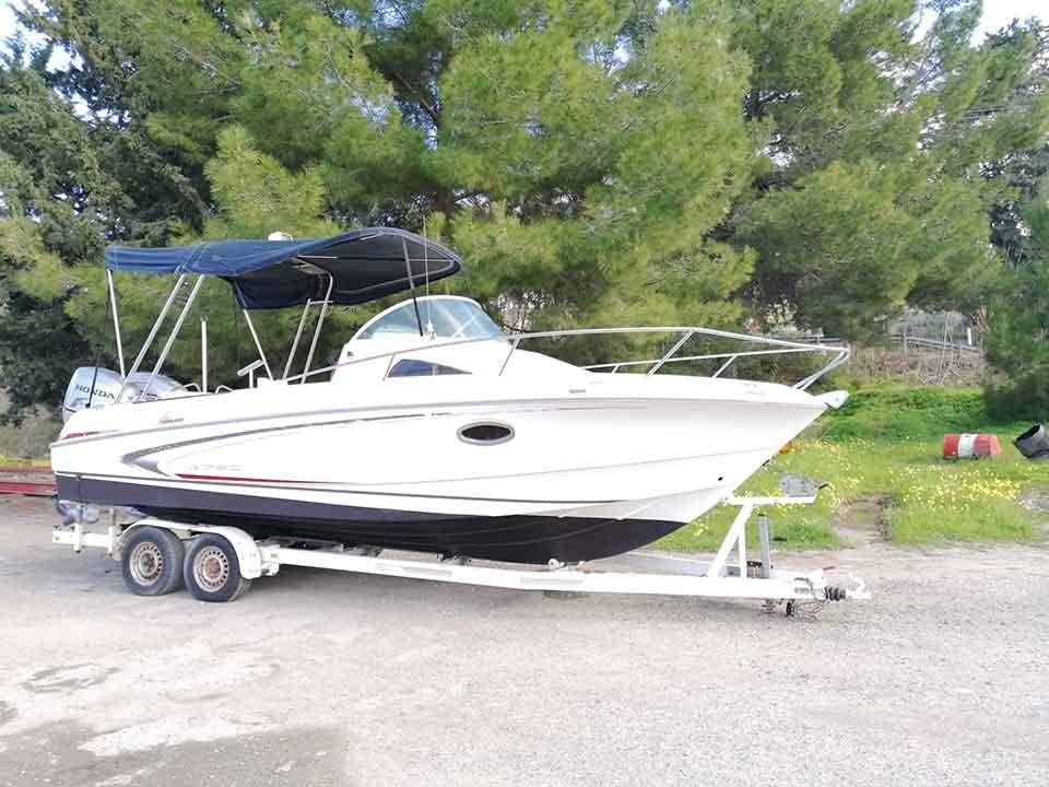 Beneteau Flyer 750 | Latchi Marine Services, Cyprus Boat Sales