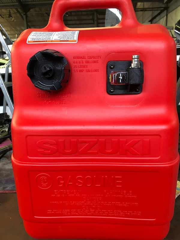 Suzuki Fuel Tank 25 Litres | Cyprus Boat Sales, Latchi Marine Services