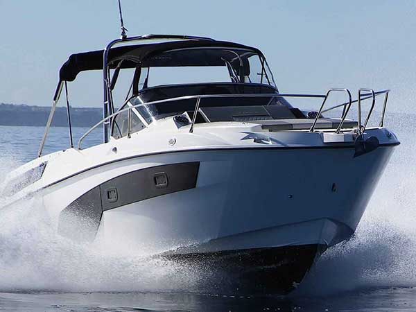 Karnic SL800 Boat Hire with Latchi Watersports Centre in Cyprus