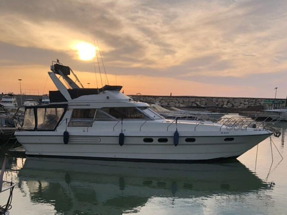 Princess 45 1988 | Cyprus Boat Sales