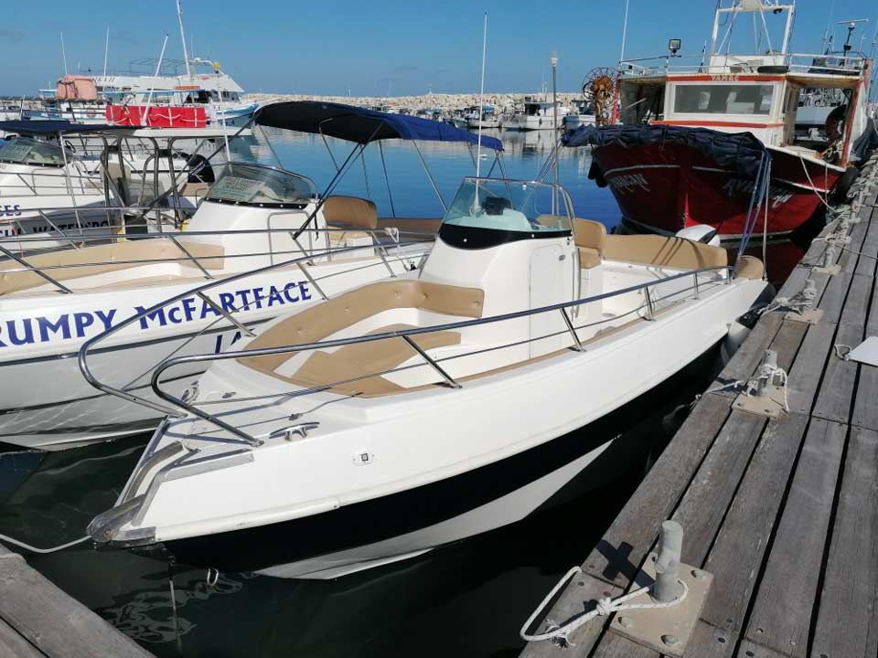Marinello 26 250hp For Sale   Cyprus Boat Sales