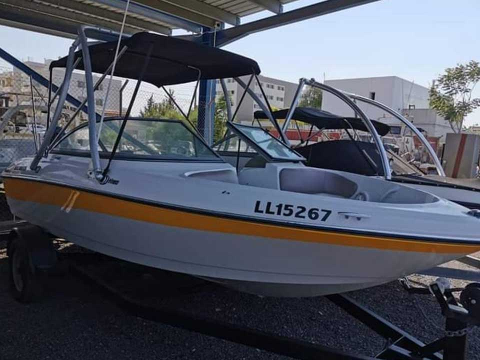 Four Winns 2008 For Sale | Cyprus Boat Sales