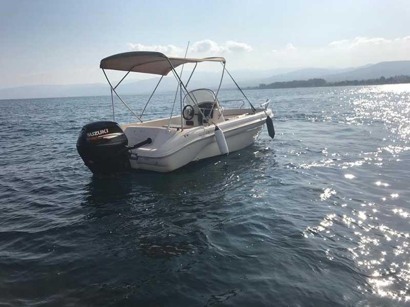 Ranieri Shark 2009 For Sale | Cyprus Boat Sales