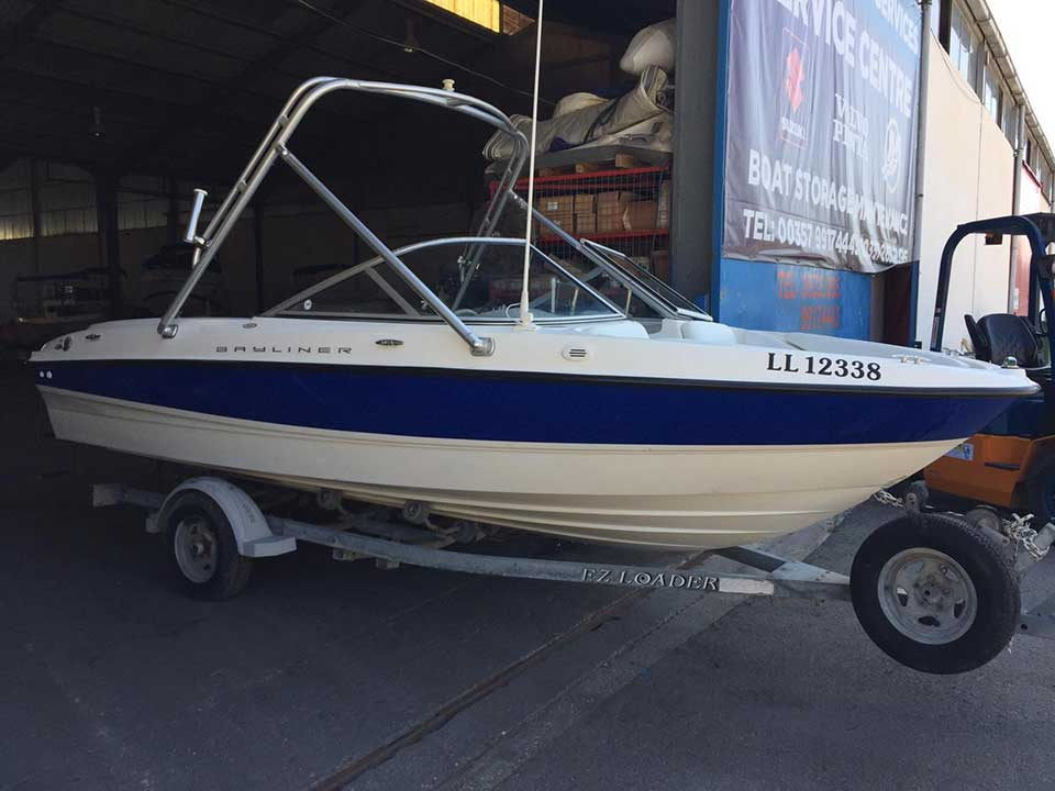 Bayliner 18 2005 For Sale | Cyprus Boat Sales
