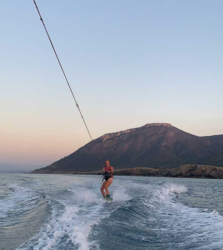 The Wonderful World of Latchi Watersports by Abi Muir