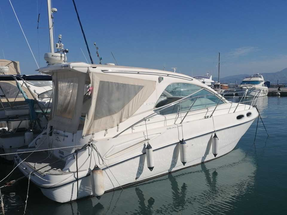 Sealine SC29 2007 with Berth in Latchi for Sale | Cyprus Boat Sales