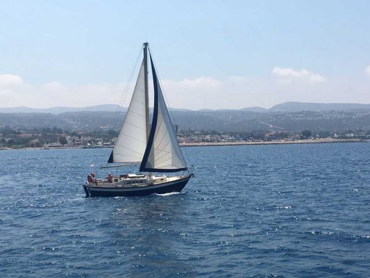 Lady Louise 1974 Sloop Rigged Sailboat For Sale | Cyprus Boat Sales