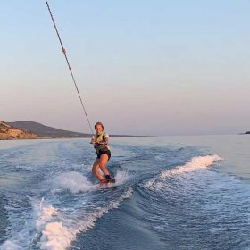 Learn to Wakeboard or Water Ski : a beginners guide by Latchi Watersports Centre