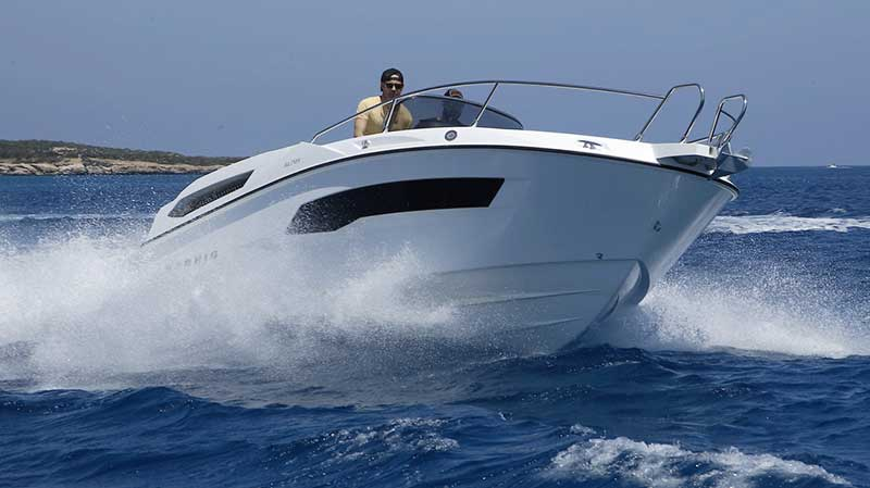 Karnic SL701 Boat Hire Cruising | Latchi Watersports Centre