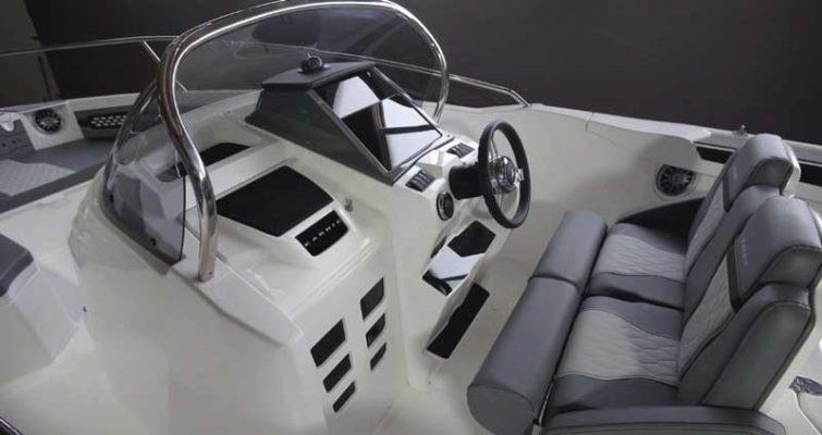 Karnic SL701 Boat Hire Cockpit | Latchi Watersports Centre