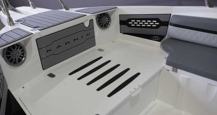 Karnic SL701 Boat Hire Step | Latchi Watersports Centre