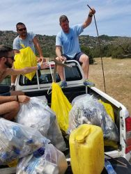 Beach Clean-UpBeach Clean Up, April 2018 with Latchi Watersports Centre, Cyprus, April 2018 with Latchi Watersports Centre, Cyprus