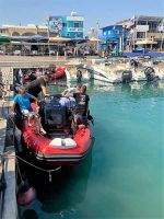 Safey Patrol Boat | Latchi Watersports Centre in Cyprus